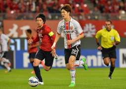 Football: Japan's Antlers carry the fight for Asia