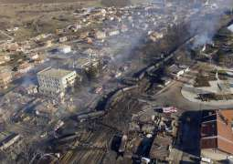 Investigators probe speeding in Bulgaria train blast