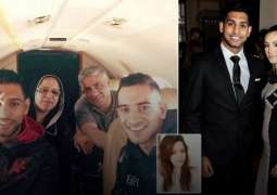 Amir Khan speaks up on family brawl