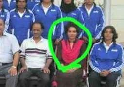 جنید جمشید دی بیوی نیہا جنید پاکستان فٹبال فیڈریشن نال جُڑیاں رہیاں