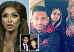 """Faryal is an evil woman"": Amir Khan's father"