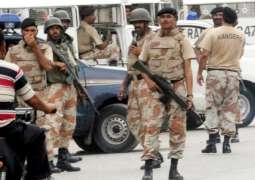 کراچی کارروائیاں اُتے اینا ای آکھاں گا' پپو یار تنگ نہ کر'سینیٹر تاج حیدر