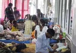 کراچی وچ چکن گنیا، بھارت دی خونی تے آبی دے بعد طبی دہشتگردی