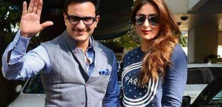 Saif-Kareena faces controversy over naming their son Taimoor