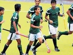 پاکستانی جونیئر ہاکی ٹیم نوں بھارتی ویزے تے نہ ملے، پاسپورٹس وی کُھس گئے