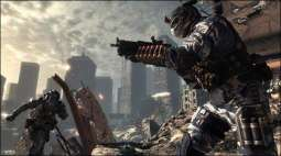 American game developers infinity ward introduces New part of