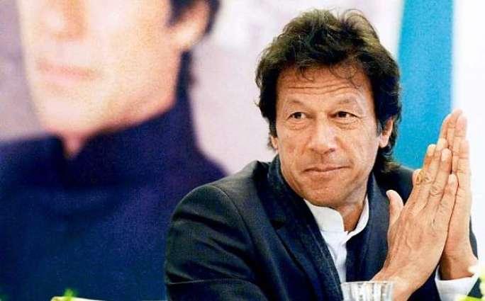 پاناما کیس لئی کمیشن نہیں چاہندے، سپریم کورٹ دا 5رکنی بنچ ای فیصلا کرے: عمران خان