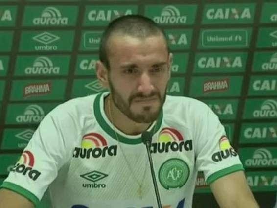 جہاز تباہ ہون توں پہلے میں سیٹ بدلی ، ایہو کم نے میری جان بچا دِتی: برازیلین فٹبالر دا انکشاف