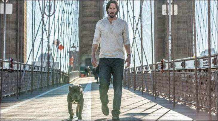 John wick is back with the revenge- chapter two trailer released