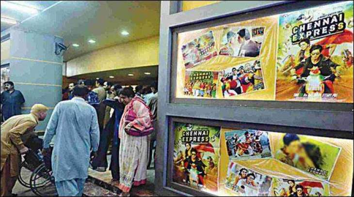 Bollywood starts blending in Pakistani Cinemas from today