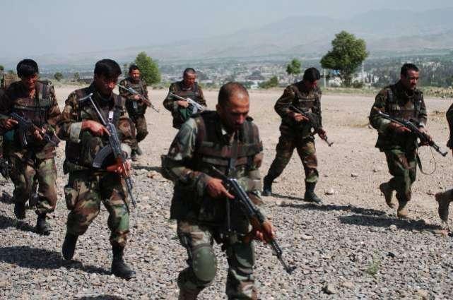 افغان شہر فرح وچ طالبان دا پولیس چیک پوسٹ اُتے حملا، 11پولیس اہلکار ہلاک