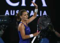 Radwanska survives test to keep Slam dream alive