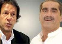 'گھٹیا درباری دیاں گھٹیا گلاں' عمران خان دا سعد رفیق نوں سخت جواب