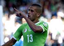 Football: Slimani among injury worries for Algeria