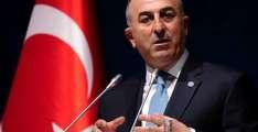 اومیت ءِ کہ امریکہ نا پوسکن آ انتظامیہ متکن آ غلطی تے واردم آ پاپک ، ترک وزیر خارجہ