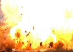 موغا دیشو ائر پورٹ نیڑے دو دھماکے