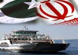 پاک ایران فیری سروس منصوبا ناکام ہون دا خدشا