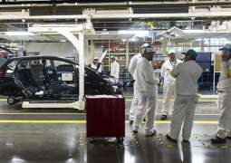 Major auto manufacturers present in Mexico