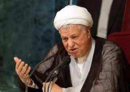 ایران دے سابق صد ہاشمی رفسنجانی دی نمازجنازہ ادا کیتی گی،نمازجنازہ اچ لکھاں لوکاں دی شرکت