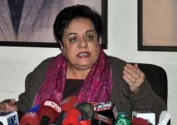 Shireen Mazari complains over not getting any seat in the courtroom