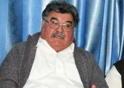KPK former Speaker Abdullah Akbar Khan passed away