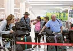 Dnata shows bag journey at Dubai Airport