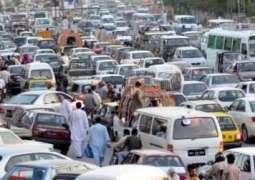 لاہور واسیاں نوں جلدی ای ٹریفک جام توں چھٹکارا مل جائے گا
