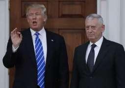 طالبان افغانستان وچ کارروائیاں لئی ہن وی پاکستانی زمین ورت رہے نیں: متھے گئے امریکی وزیر دفاع دا الزام
