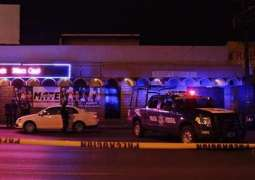 Firing in Mexico night club, at least 4 dead