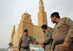 Two terrorists in Jeddah blow themselves up