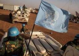 Mortar attack kills UN peacekeeper in Mali