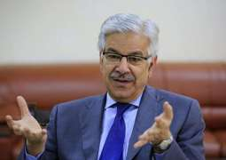 Khawaja Asif said those, who were now talking about the sovereignty