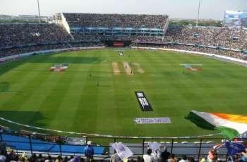 بھارت: سبھ توں وڈے سٹیڈیم دی اُساری شروع، 1لکھ 10ہزار کرکٹ چاہیوان بِہ سکن گے