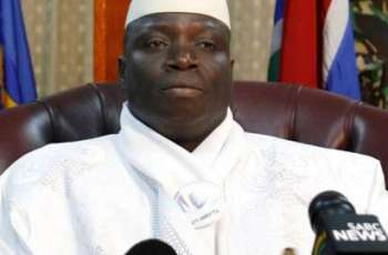 Nigeria says sending troops, jets to Senegal for Gambia force