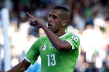 Football: Slimani among injury worries for Algeria