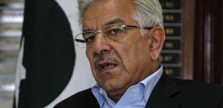 وزير الدفاع الباكستاني: باكستان لن تقبل أي ضغط خارجي على معاهدة اقتسام مياه الإندوس