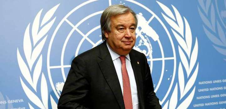 UN chief calls for tolerance in message to forum on combating ant ..