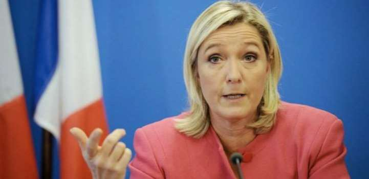 Presidential duel with Macron would be 'a dream', says Le Pen