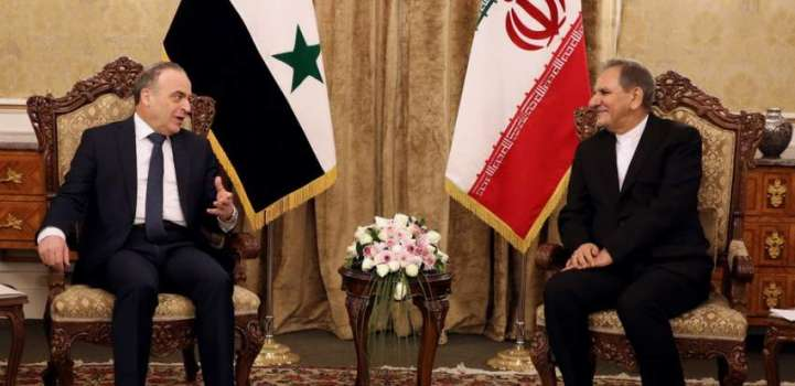 Iran signs phone, petrol deals with Syria