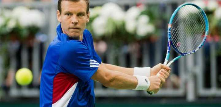 Berdych pulls out of Davis Cup tie