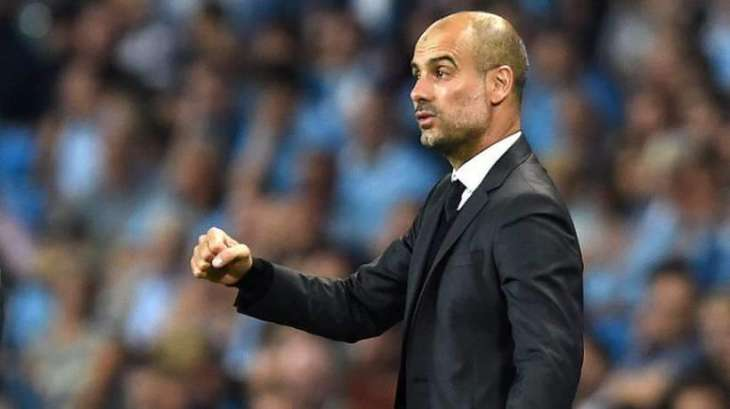 Not winning title not a disaster, says Guardiola