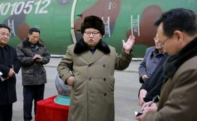 US condemns Pyongyang missile plan, warns against 'provocative' actions