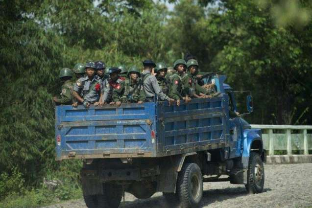 Myanmar to investigate police abuse of Rohingya
