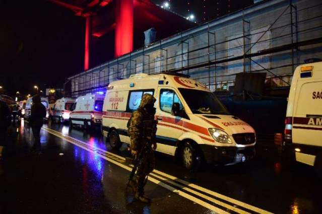Foreigners majority of victims in Istanbul attack