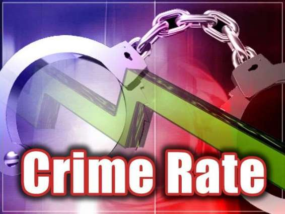 Crime rate witness downward trend during 2016