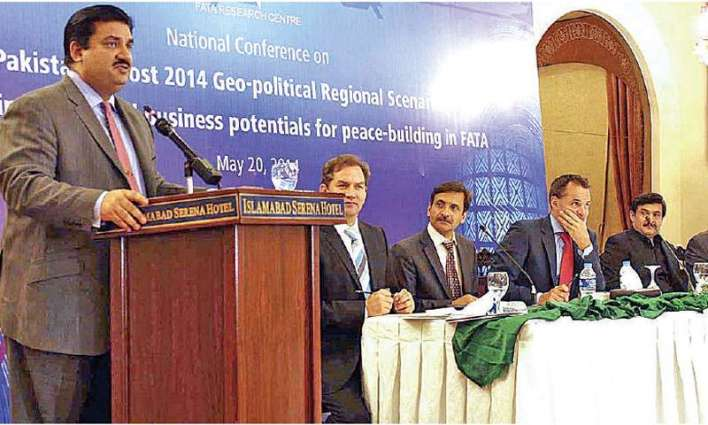 Govt should focus on FATA's problems with priority: Parliamentarians