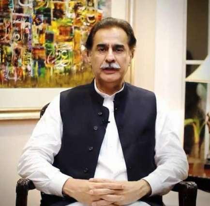 رئيس البرلمان الوطني الباكستاني يعزي في وفاة والدة وأخ عضو الجمعية الوطنية ساجد احمد