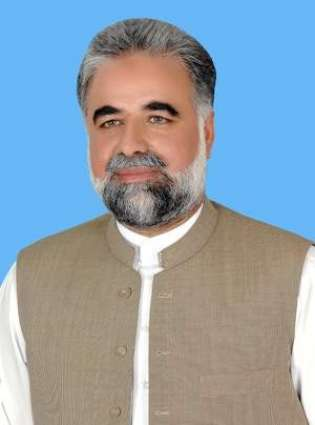 نائب رئيس البرلمان الوطني الباكستاني يعزي في وفاة والدة وأخ عضو الجمعية الوطنية ساجد احمد