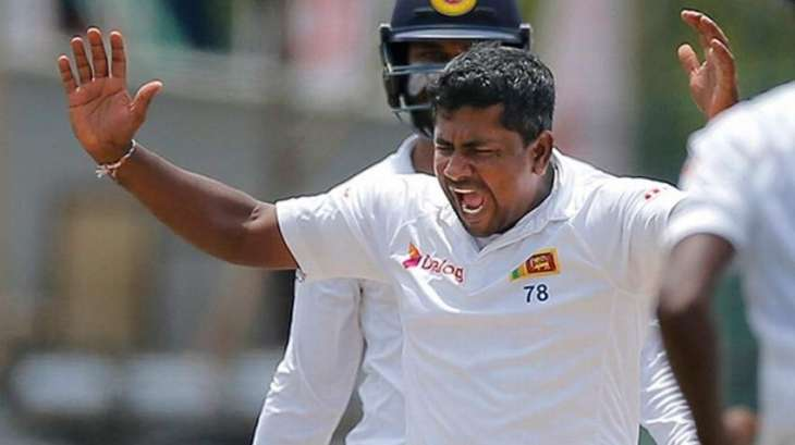 Cricket: Herath keeps pressure on South Africa