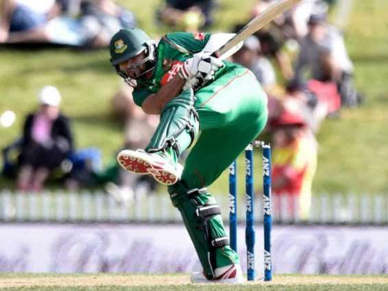 Cricket: Bangladesh win toss and bat in first NZealand T20